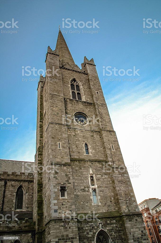 St. Patrick's - Dublin, Ireland royalty-free stock photo