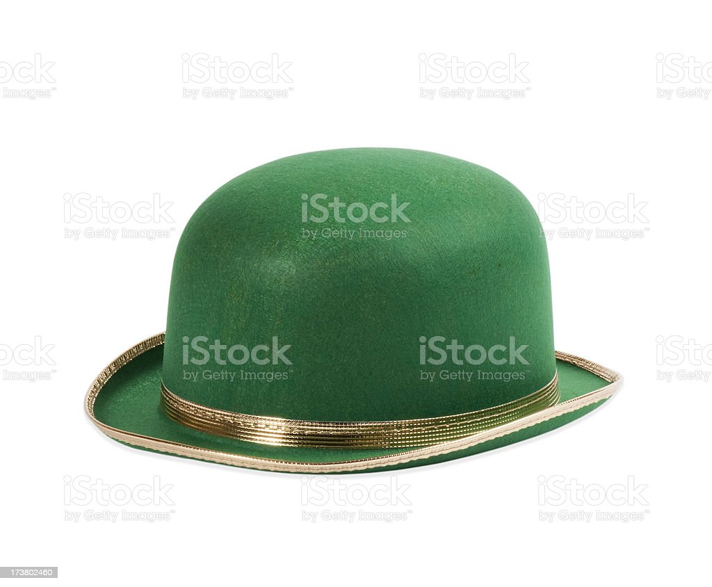St Patty's Day Hat stock photo