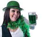 St. Patty's Girl