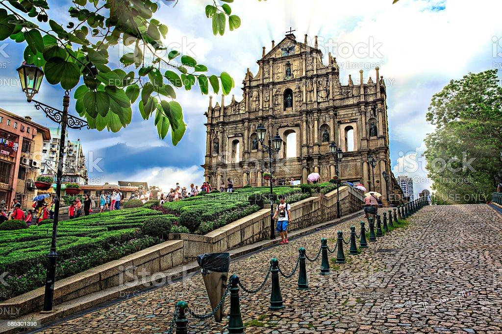 St. Paul Cathedral, Macau – Foto