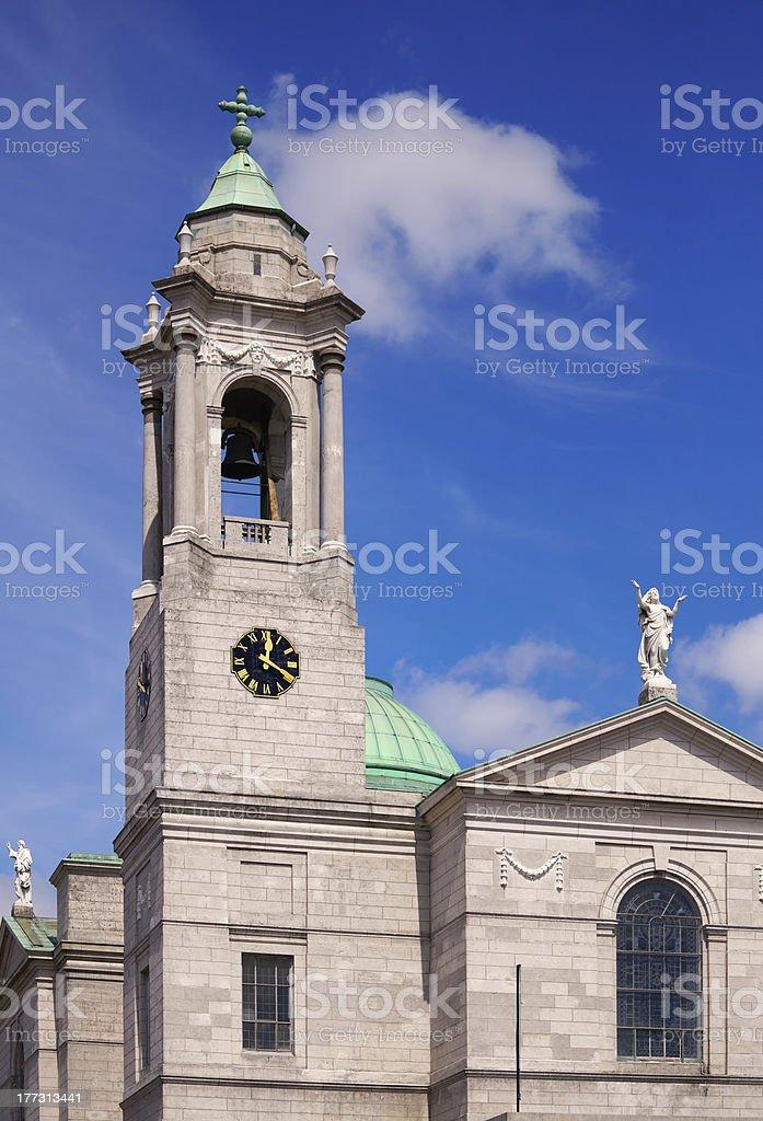 St. Paul church royalty-free stock photo