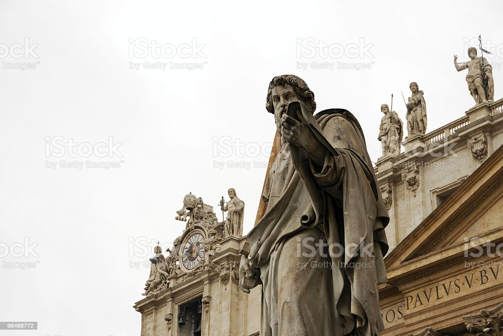 St Paul foto stock royalty-free