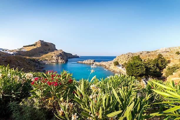 Saint Paul Bay-Lindos Rhodos Griechenland – Foto