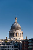 UK, London, rooftop view of the famous English landmark