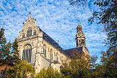The St. Paul's Church or Sint-Pauluskerk is a Roman Catholic church located at the Veemarkt in Antwerp.