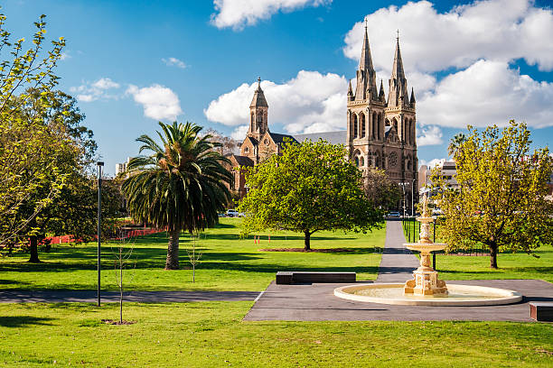 St. Peter-Kathedrale in Adelaide – Foto