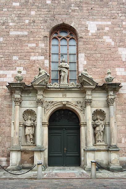 st. peter's church in riga - sankt peterskyrkan münchen bildbanksfoton och bilder
