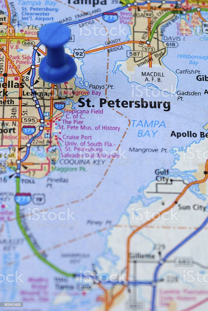 St Petersburg Florida Stock Photo More Pictures Of Accuracy Istock