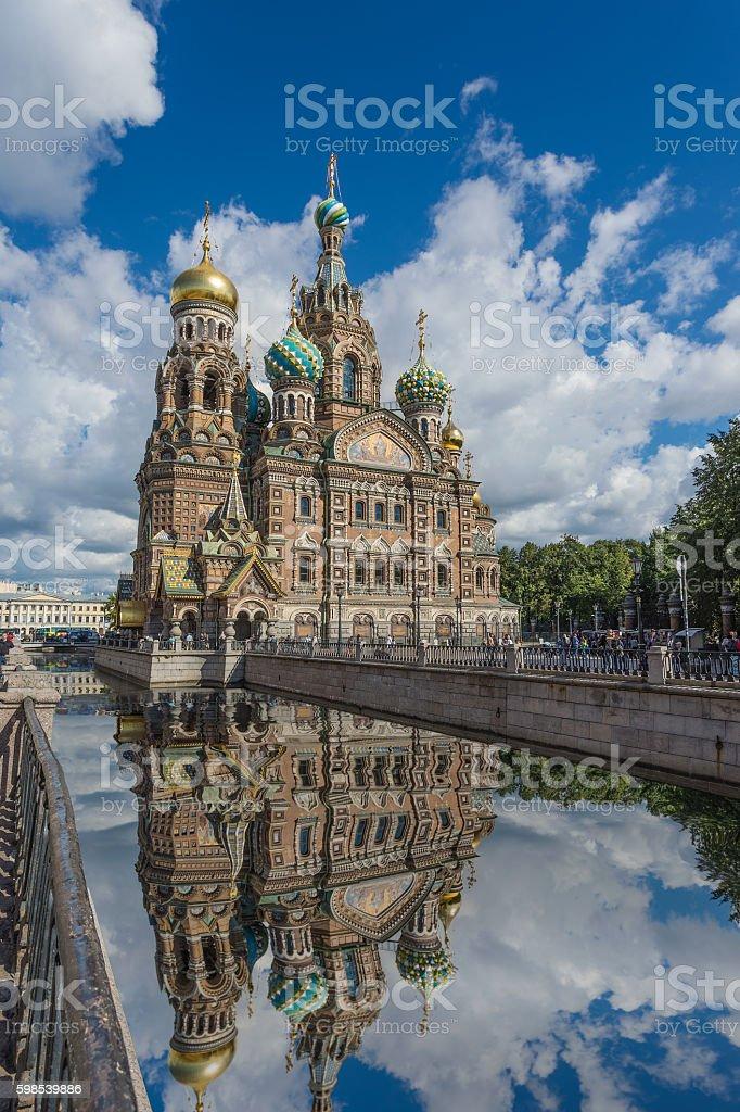 St. Petersburg -  photo libre de droits