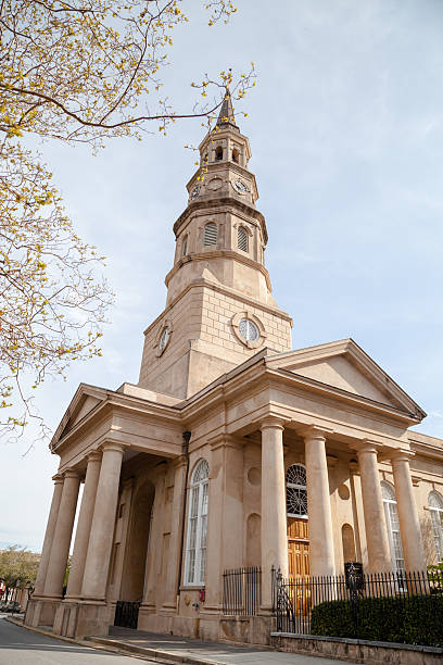 Saint Philip es Episcopal Church, Charleston, SC – Foto