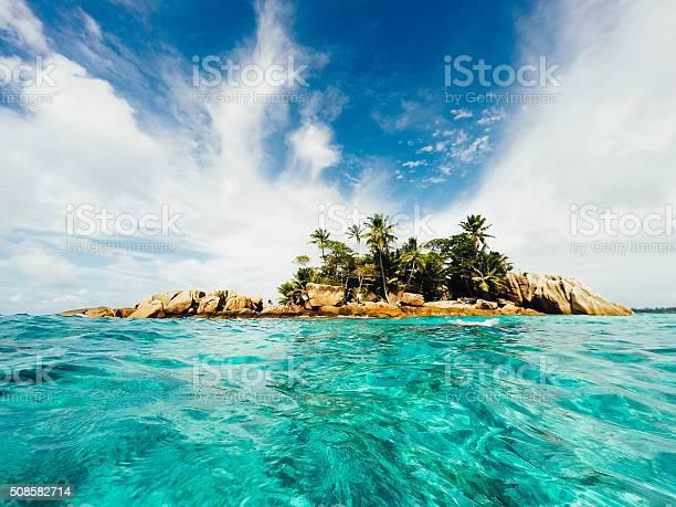 Photo of St Pierre Island - Seychelles