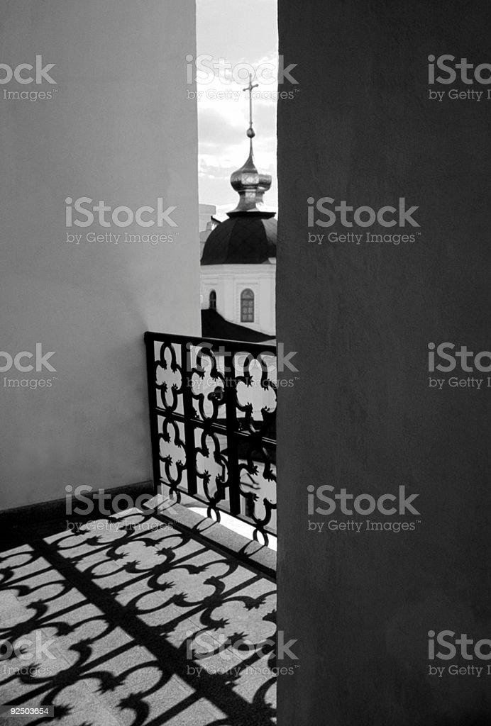 St. Sophia Cathedral, Kiev, Ukraine royalty-free stock photo
