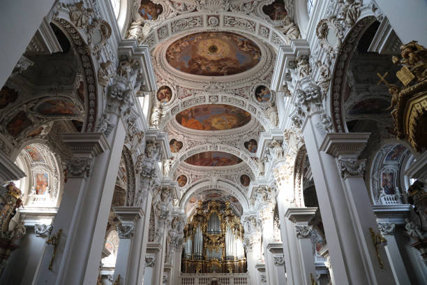 St. Stephan Cathedral in Passau