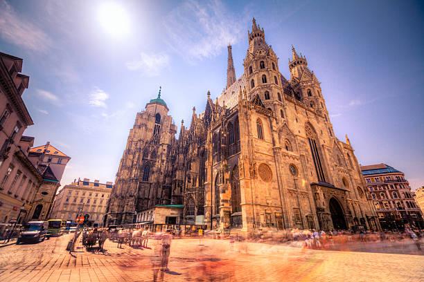 Stephansdom in Wien, Österreich. – Foto