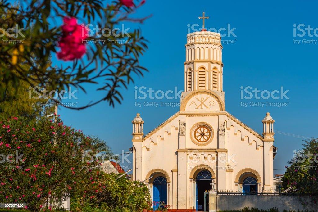 St. Teresa Kirche in Savannakhet, Laos – Foto