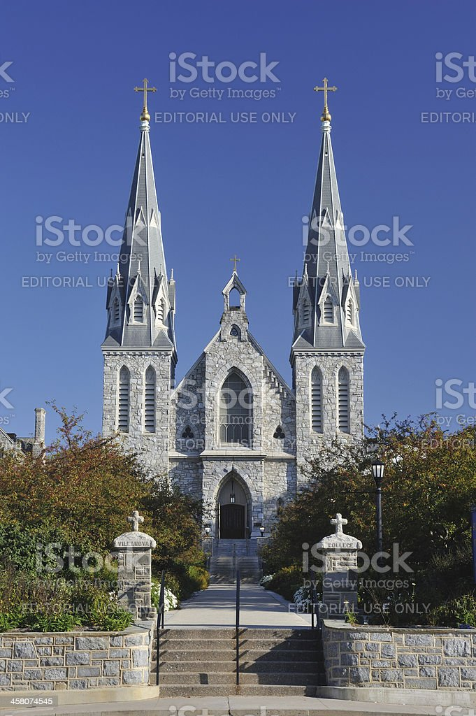 St Thomas Of Villanova Chapel Stock Photo More Pictures Of