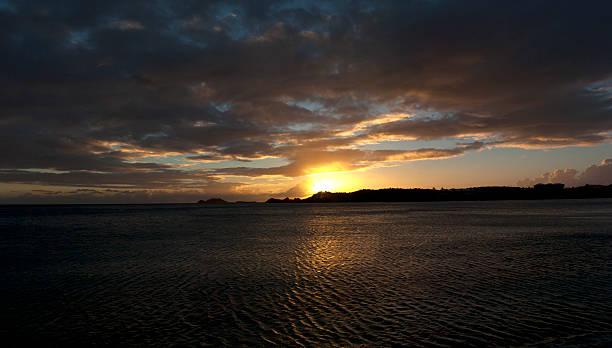 St Thomas Sonnenuntergang – Foto