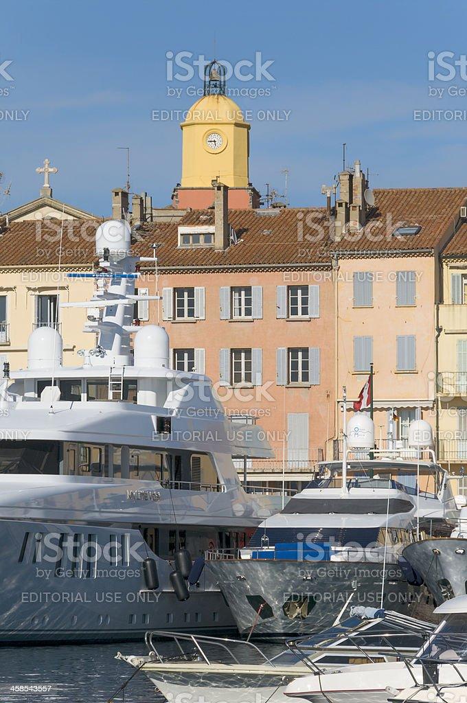 St Tropez royalty-free stock photo