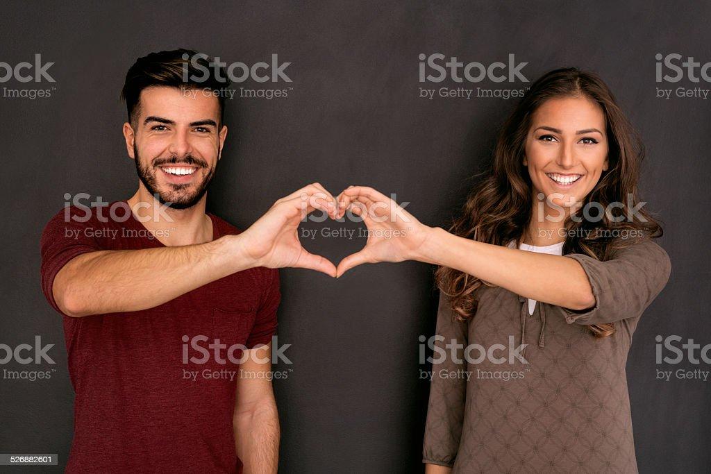 St. Valentine stock photo