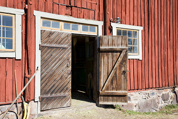Royalty Free Open Barn Doors Pictures Images And Stock Photos Istock