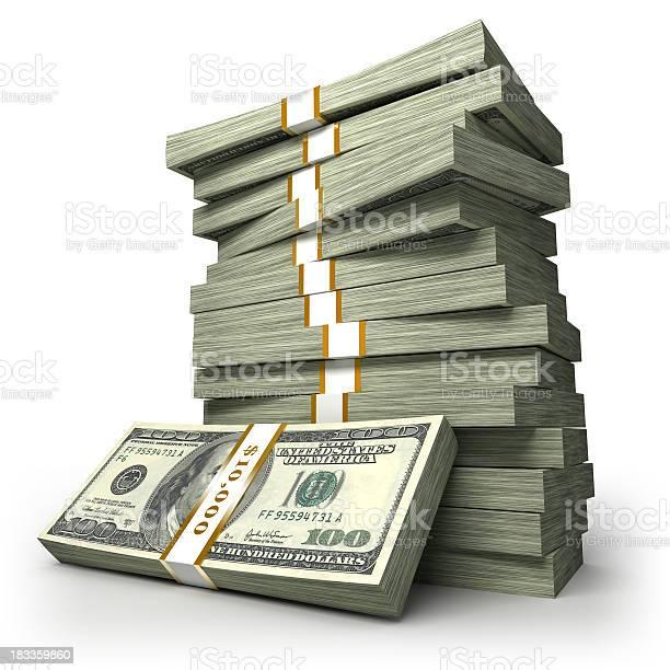 Stack of 100 dollar bills isolated with clipping path picture id183359860?b=1&k=6&m=183359860&s=612x612&h=p6ssejremvwotygmoaumci m1zw3ig1trtx4ewxgluq=