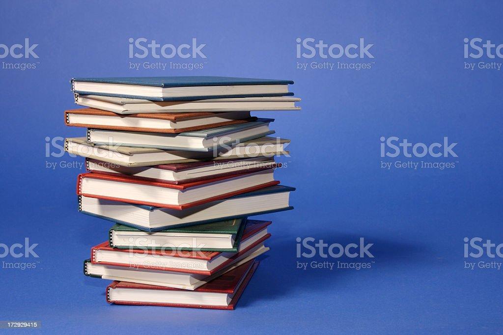 Stapel Bücher – Foto