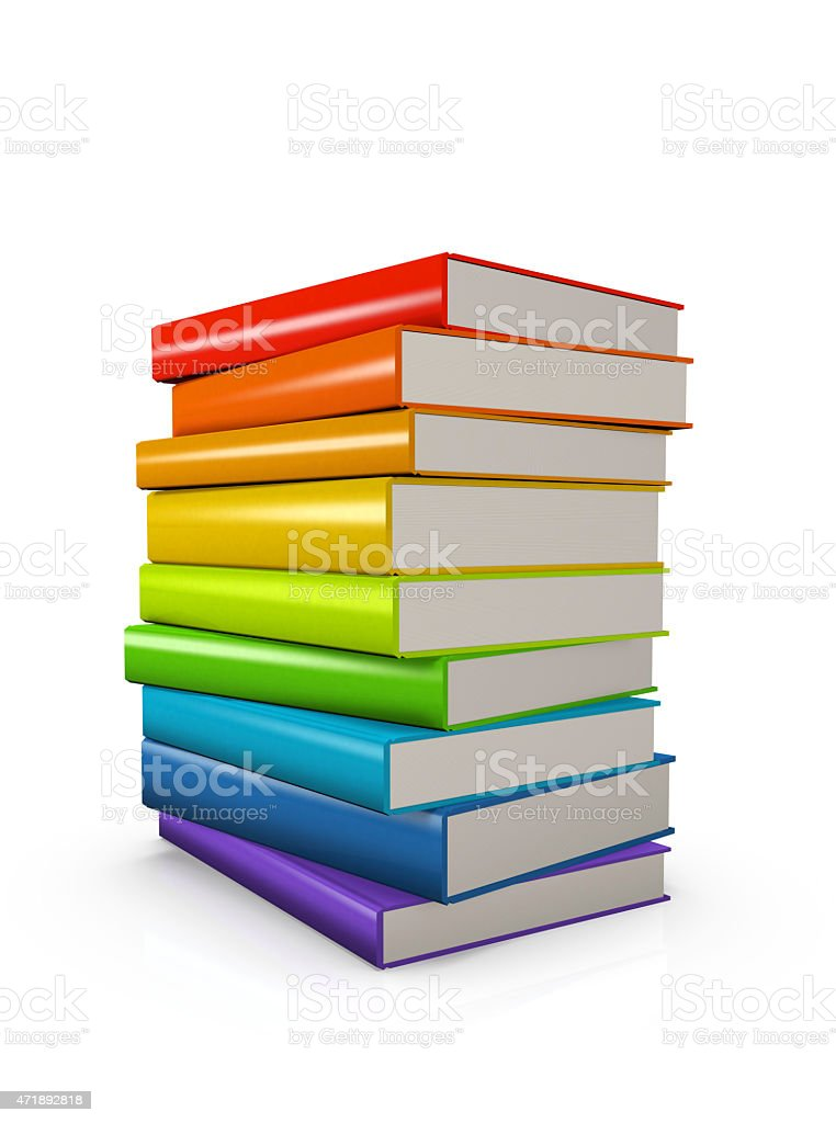 rainbow books stock photos  pictures  u0026 royalty-free images