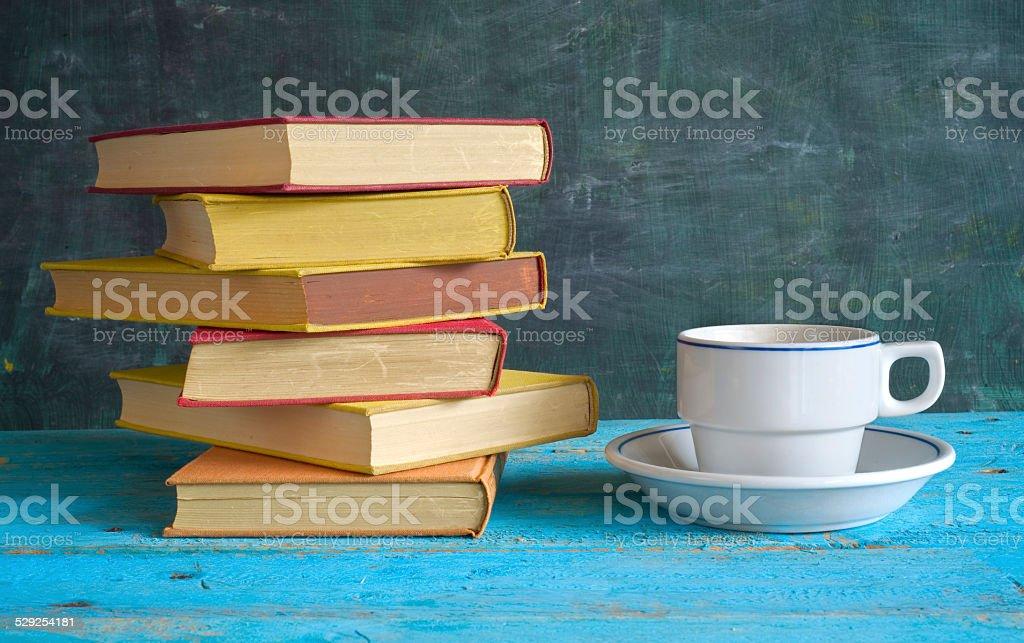 Stapel Bücher Lizenzfreies stock-foto