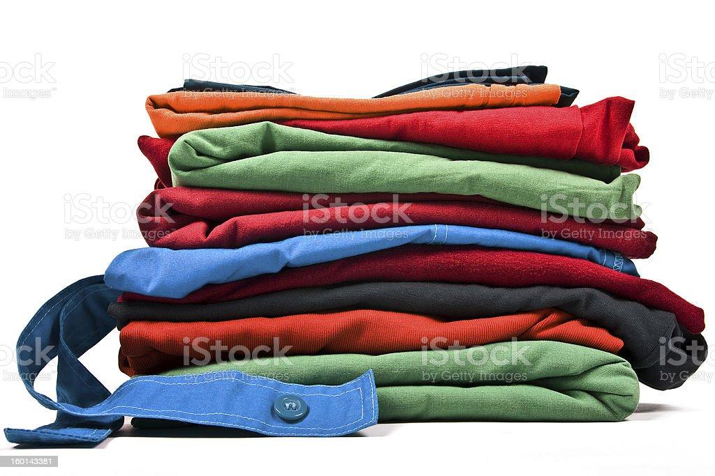 Stack Kleidung – Foto