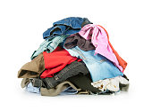 istock stack of clothes 480070518
