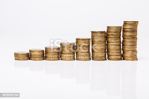 istock Stack of coins 925303184