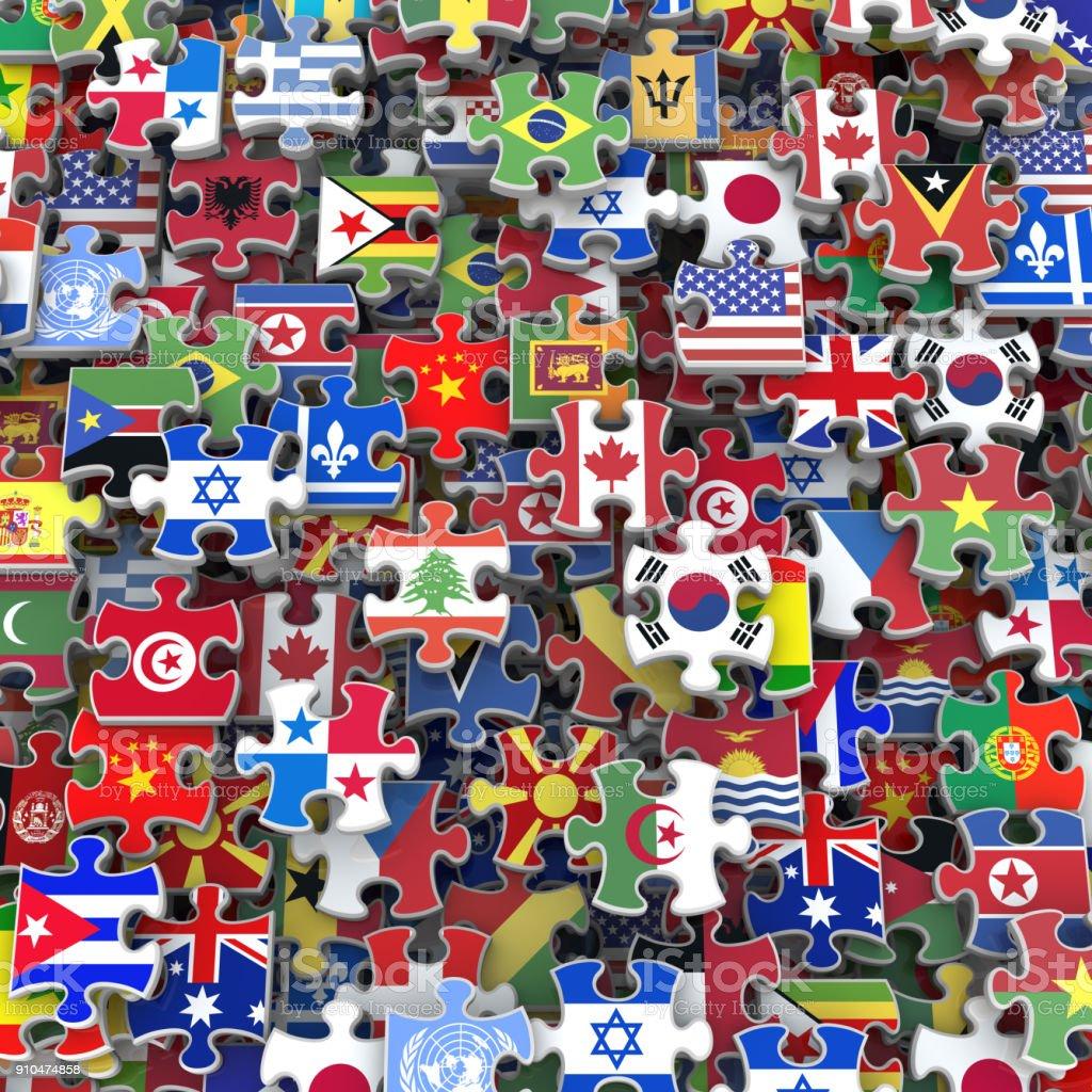flaggen der ganzen welt