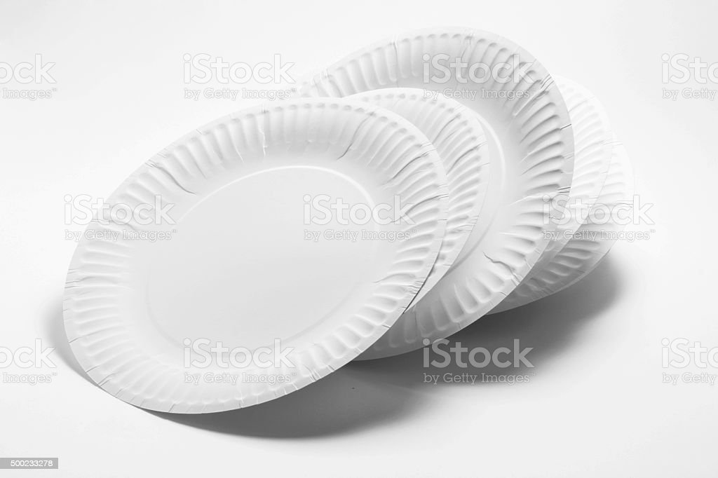 Stack of Paper Plates stock photo & Royalty Free Paper Plate Pictures Images and Stock Photos - iStock