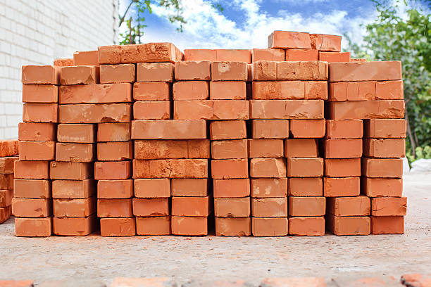 Pile Of Bricks Stock Photos, Pictures & Royalty-Free Images - iStock