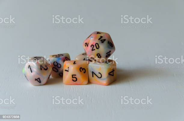 Stack of role playing game dice picture id924372658?b=1&k=6&m=924372658&s=612x612&h=x7h6c7fe0onrytxhbi6towf3wqr5pro xvrii0l75ue=