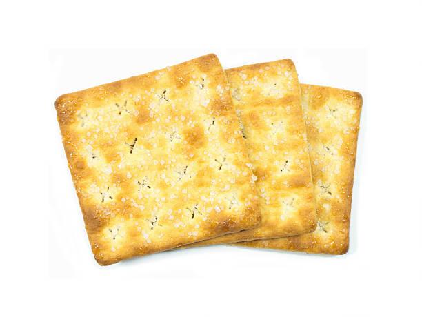 Ein Haufen Zucker-crackers – Foto