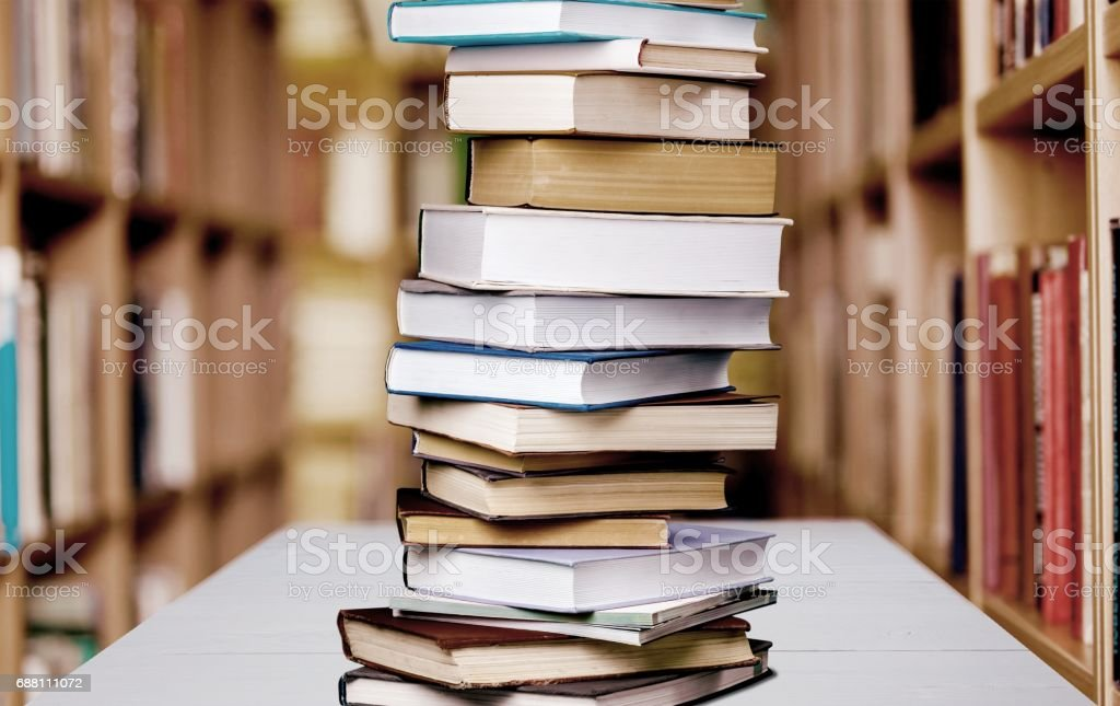 Stack. stock photo