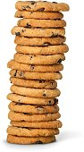 Stack of cookies