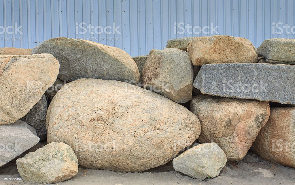 Stack stone royalty-free stock photo