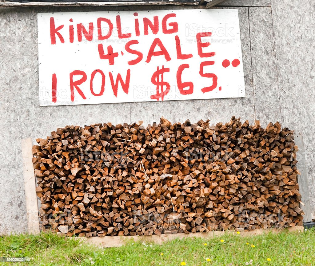stacked-kindling-for-sale-picture-id489905800
