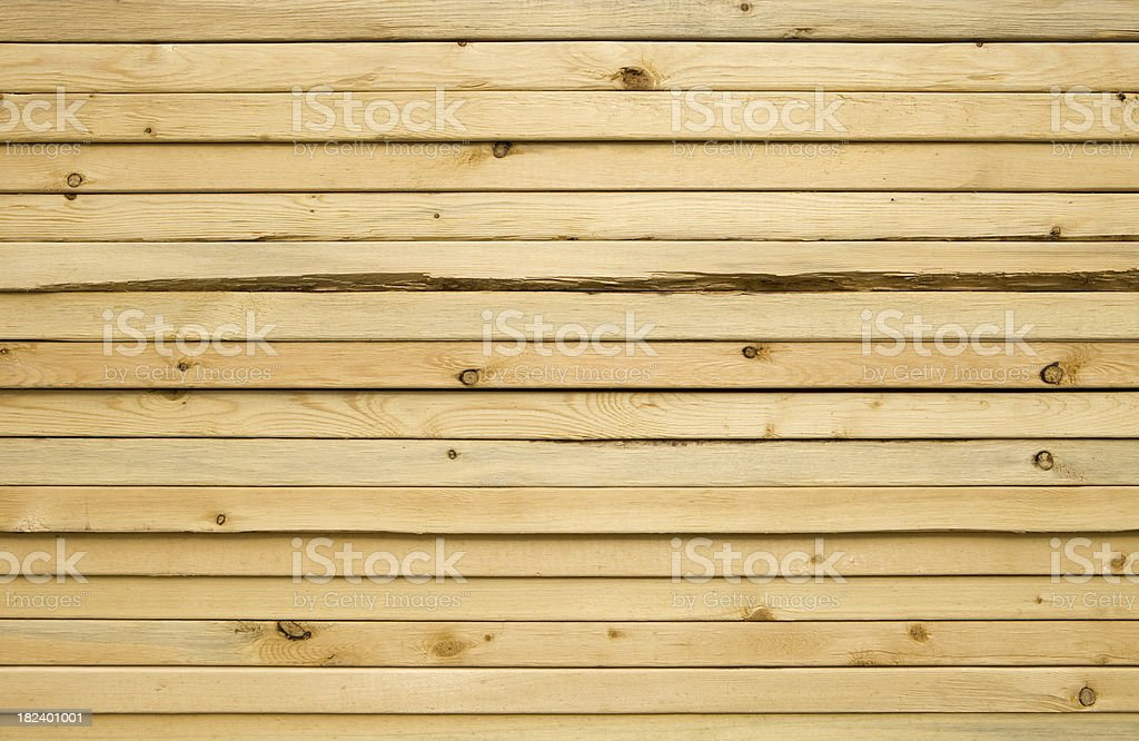 Stacked Lumber, Studs or Truss Edge Background royalty-free stock photo