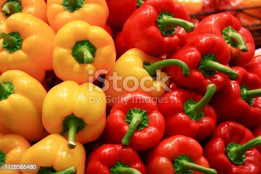 Colorful ingredients