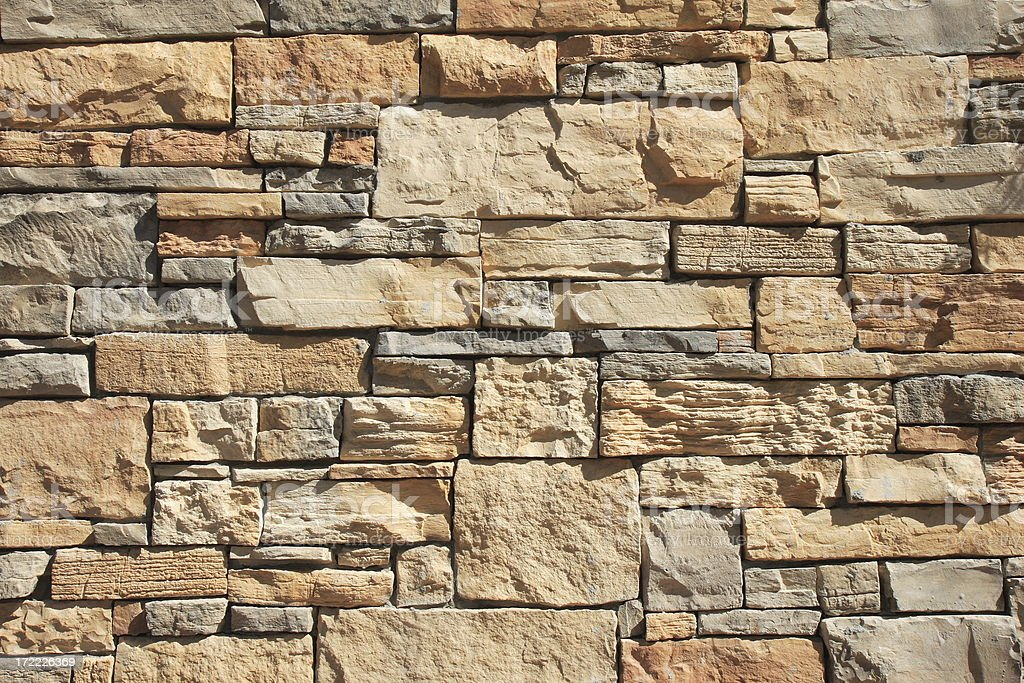 Stacked Stone 3 royalty-free stock photo