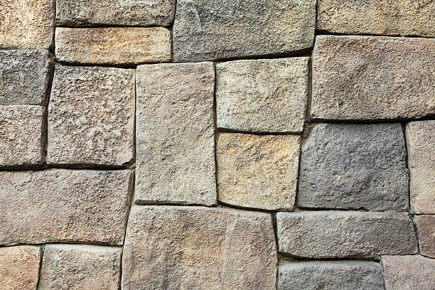 stacked stone - solid stock photos and pictures