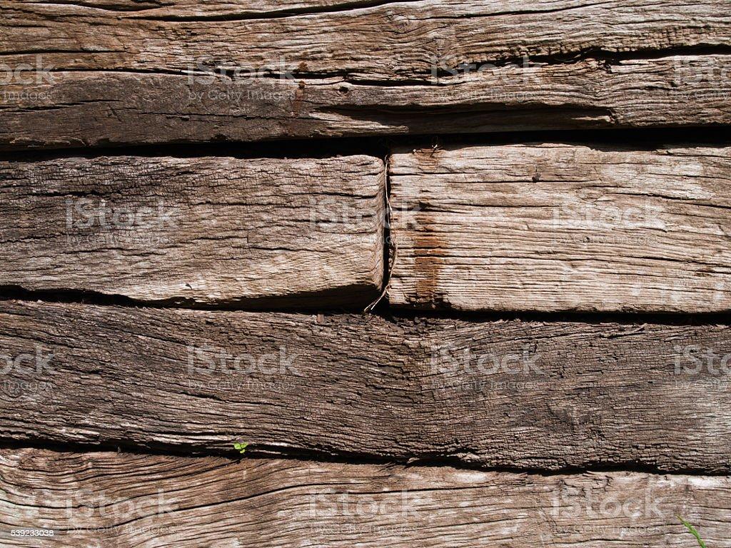 Stacked Wood Background royalty-free stock photo