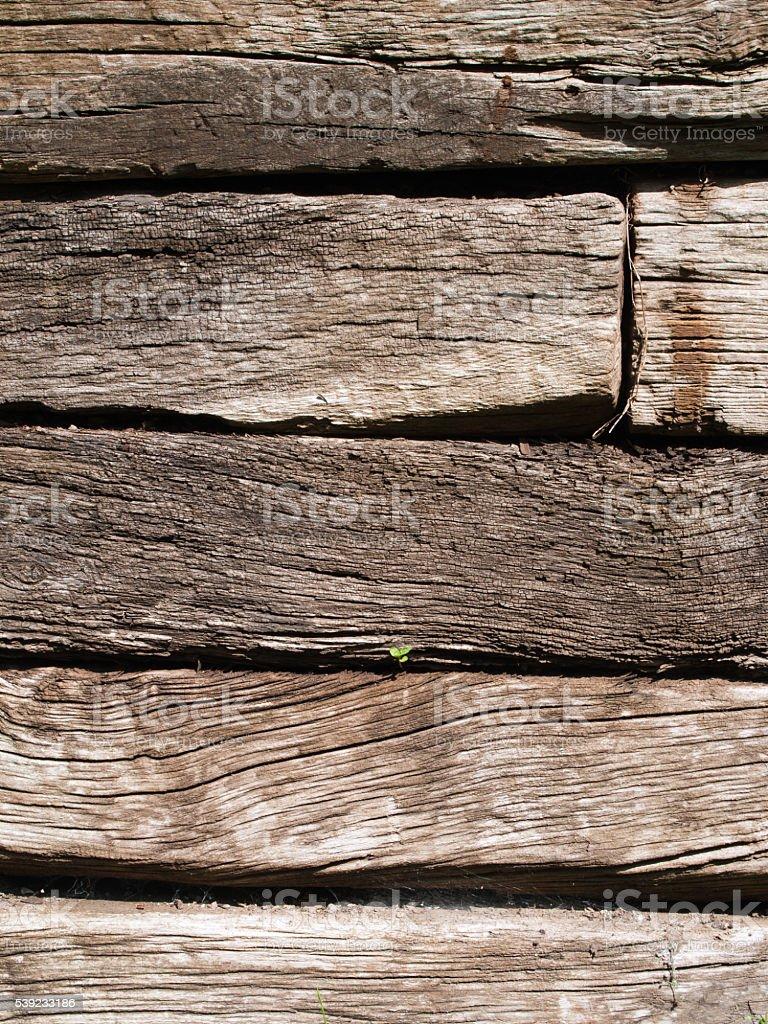 Apilado fondo de madera foto de stock libre de derechos