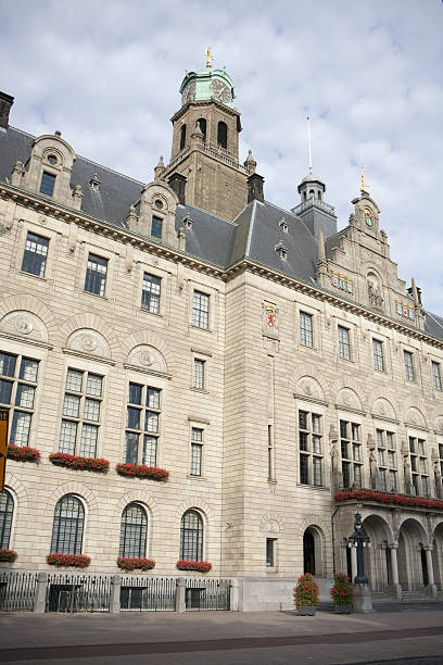 Stadhuis Rotterdam-City Hall – Foto