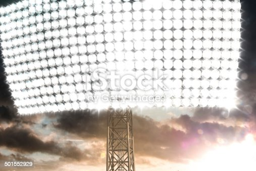 508552962istockphoto stadium light background 501552929