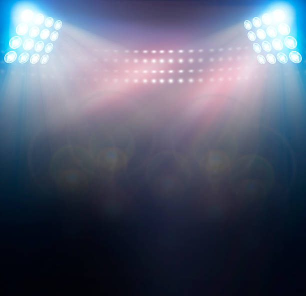 Stadium Of Light Address: Royalty Free Stadium Lights Pictures, Images And Stock