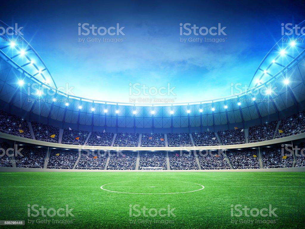 Estádio diária - foto de acervo